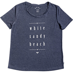 Roxy Chasing The Swell T-Shirt Femme, mood indigo